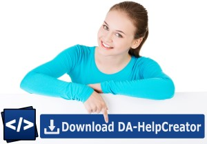 Download DA-HelpCreator